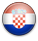 Country flag of Croatia