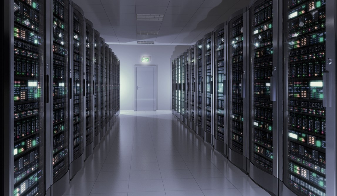 KVM data center