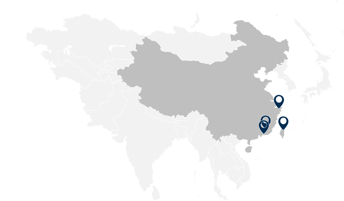 ASSMANN branch offices Asia image