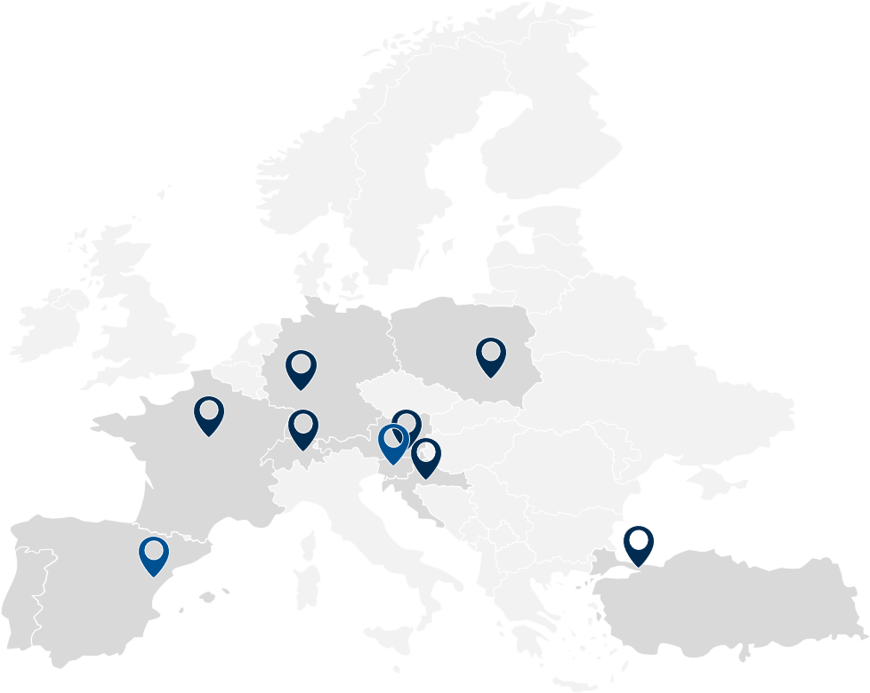 ASSMANN branch offices Europe image