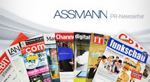 Magazines writing about Assmann products