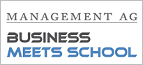 Logo der Management AG Business meets School