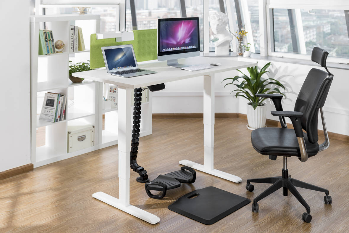 Ergonomics at the workspace