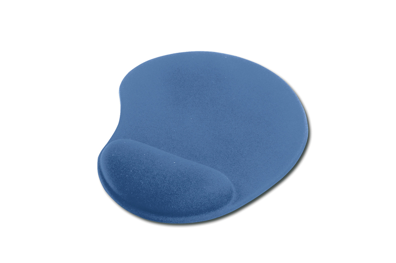 Ednet GEL Mousepad, Blue